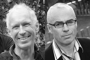 Alistair Woodward & Tony Blakely