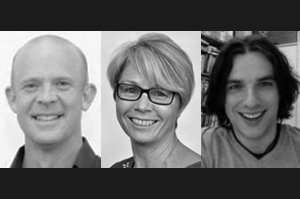 Andrew Gibbons, Sandy Farquhar & Marek Tesar